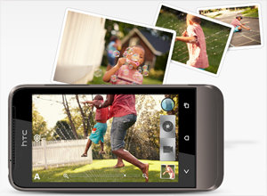 HTC One V Advanced Camera Technology