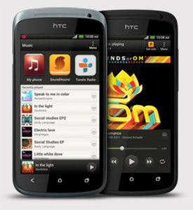 HTC One S with Beats Audio