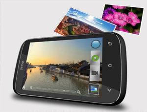 HTC Desire C 5MP camera