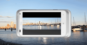 The HTC Radar offers a 5 megapixel camera with an F2.2 lens and BSI sensor