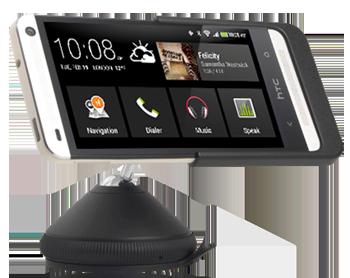 HTC One Car Kit