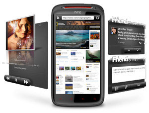 You can easily multitask and surf the web with the Sensation XE's blazing fast 1.5GHz dual  core processor