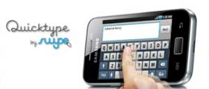 Quicktype by SWYPE
