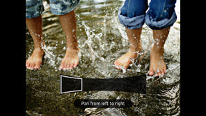 Sony Ericsson Xperia S smartphone camera feature