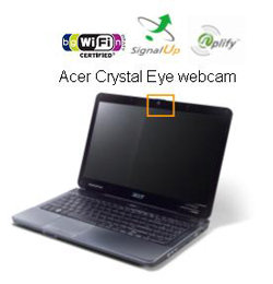 descargar acer crystal eye web camera windows 7 gratis