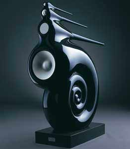 Bowers and Wilkins history