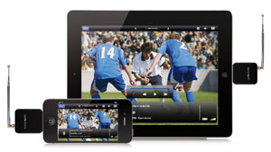 EyeTV Mobile on iPad and iPhone 4S