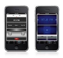 Smartlink app display styles - Steel and Digital