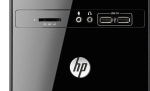 HP p^-2026uk A4-3400 Desktop PC