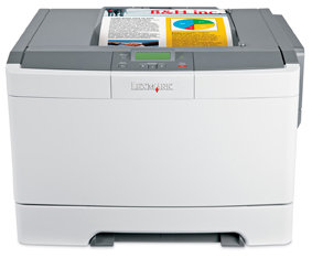 Lexmark C543dn Network Duplex Colour Laser Printer