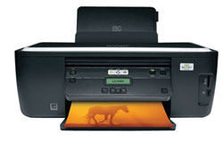 Lexmark Interact Wireless All-In-One with touchscreen