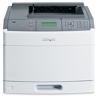 T650n Network Mono Laser Printer