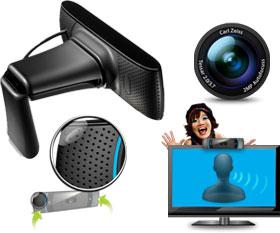 TV Cam for Skype