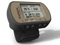 Garmin Foretrex 301: Easy-to-view location data