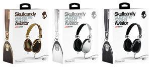 Skullcandy Aviator 2.0 On-Ear Headphones with Mic