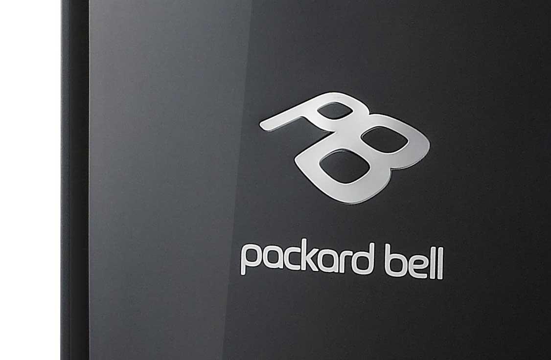 Логотип компании packard bell