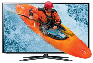 3D Full HD LED TV Distinctive style--and more to enjoy