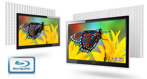 Experience 5x the quality of standard DVD with Full HD 1080p