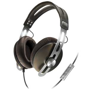 Casque MOMENTUM Brown circumaural