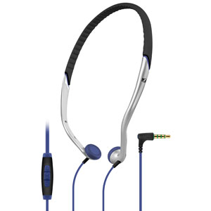 PX 685i SPORTS Headphone Black / Silver