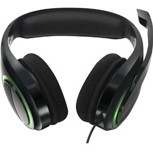 Soft-padded comfort with CircleFlex ear cups