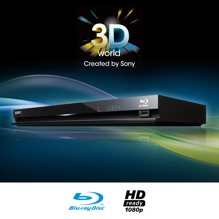 sony 3d blu ray disc player flat screen hdtvs that 39 s it. Black Bedroom Furniture Sets. Home Design Ideas