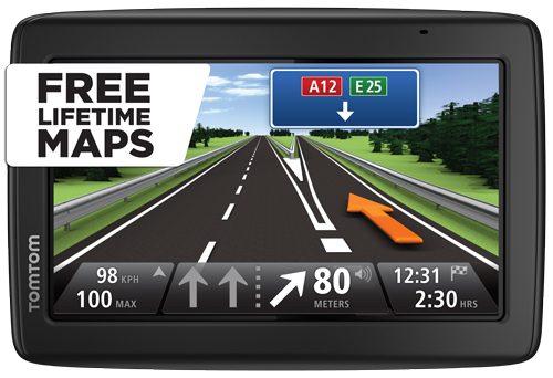 how to get tomtom maps for free