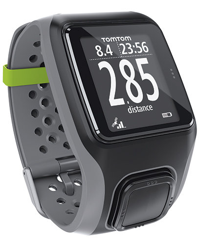 tomtom multisport gps grey co uk