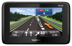 GO LIVE 1005 M - Advanced Lane Guidance