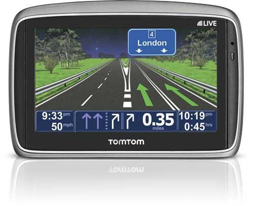 tomtom go 550 live uk roi satellite navigation system electronics. Black Bedroom Furniture Sets. Home Design Ideas