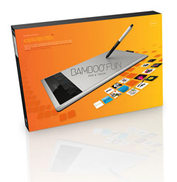 Bamboo Fun Medium Graphics Tablet