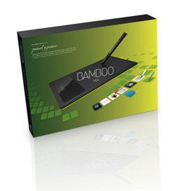bamboo pen ctl-460 скачать драйвер