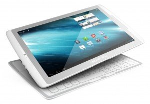 ARCHOS 101XS with Keyboard/Coverboard