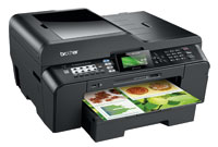 Professional A3 colour inkjet all-in-one printer