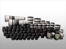 With over 60 lenses to choose from you'll never be short of creative options