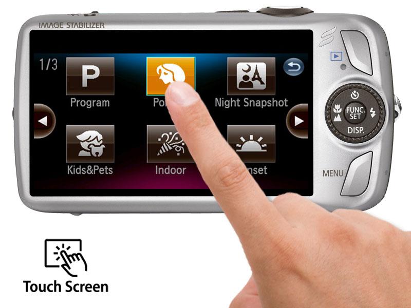 Đánh giá máy ảnh kỹ thuật số Canon IXUS 200 IS digital