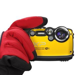 Fujifilm FinePix XP200 Design