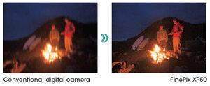 Fujifilm XP50
