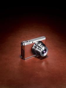 Fujifilm XF1 - Stunning retro design