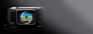 Hybrid viewfinder to help with composure