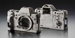 Fujifilm X-T1 Tough design
