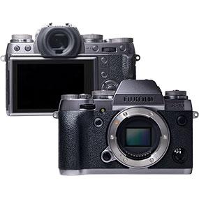 Fujifilm X-T1 Silver Camera
