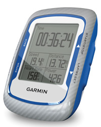 Garmin Edge 500: Easy-to-read display