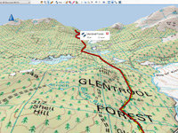 GPSMAP 62 sc: Plan and view your route