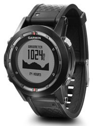 fenix: With a built-in barometer