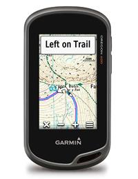 Garmin Oregon 600: Get OS mapping on your Oregon