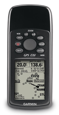 GPS 72 worldwide bundle: See exactly where you are