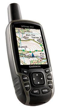 GPSMAP 62st