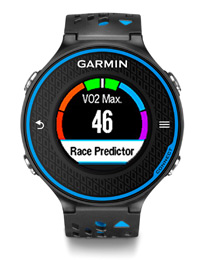 Forerunner 620: Measure Your Fitness