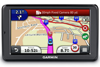 nüvi 2545LMT: Drive safely knowing where the speed cameras are